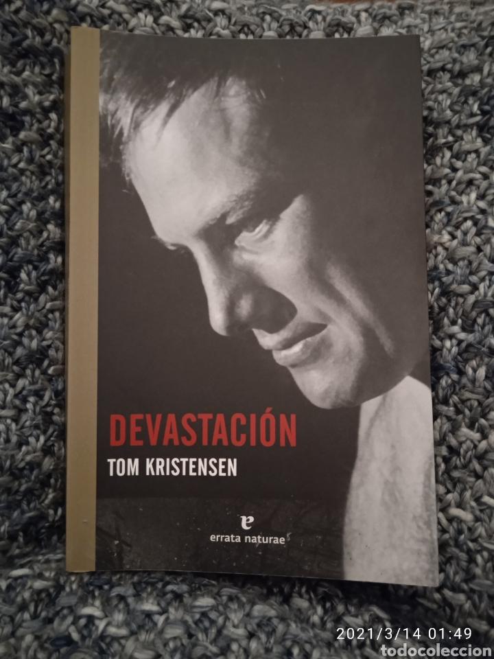DEVASTACION TOM KRISTENSEN (Libros de Segunda Mano (posteriores a 1936) - Literatura - Otros)