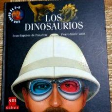 Libros de segunda mano: LIBRO, LOS DINOSAURIOS 3D ( DE 8 A 12 AÑOS ). Lote 248066110
