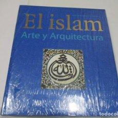 Libros de segunda mano: MARKUS HATTSTEIN Y PETER DELIUS EL ISLAM ARTE Y ARQUITECTURA W5886. Lote 248150110