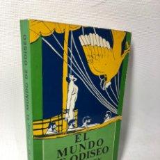 Libros de segunda mano: EL MUNDO DE ODISEO ··· BREVIARIOS ··· M. I. FINLEY ·· ED. EFE ···. Lote 248250540