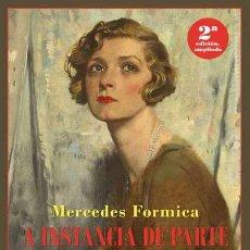 Libros de segunda mano: MERCEDES FORMICA. A INSTANCIA DE PARTE Y DOS OBRAS MÁS.- NUEVO. Lote 248365855