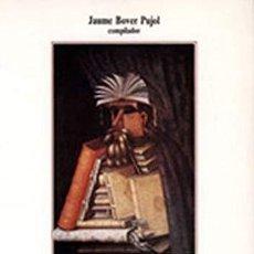 Livros em segunda mão: BALEARICA. BIBLIOGRAFIA DE BIBLIOGRAFIES DE BALEARS 1700-1985. JAUME BOVER PUJOL. Lote 248610520
