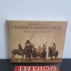 Libros de segunda mano: INDIOS NATIVOS DE NORTEAMERICA - FRANZ BERMAN IBERLIBRO & IMAGENES DE LOS NATIVOS AMERICANOS - LIBSA. Lote 248639260