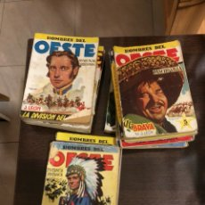 Libros de segunda mano: LOTE DE NOVELAS DE BOLSILLO, TODO LO QUE SE VE. Lote 248697165
