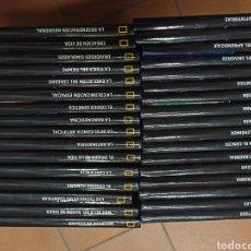 Libros de segunda mano: LOTE DE 33 VOLUMENES COLECCION LAS FRONTERAS DE LA CIENCIA, NATIONAL GEOGRAPHIC TAPA DURA. Lote 248699080