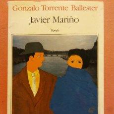 Livros em segunda mão: JAVIER MARIÑO. GONZALO TORRENTE BALLESTER. EDITORIAL SEIX BARRAL. Lote 248750835