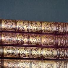 Libros de segunda mano: HISTORIA DE ESPAÑA FERRAN SOLDEVILA OCHO TOMOS. Lote 248755845