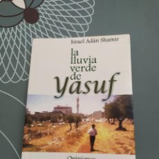 Libros de segunda mano: LA LLUVIA VERDE DE YASUF.. Lote 248946400