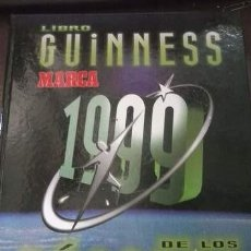 Libros de segunda mano: EL LIBRO GUINNESS DE LOS RÉCORDS. Lote 248999520