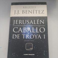 Libros de segunda mano: JERUSALEN CABALLO DE TROYA. Lote 249166255