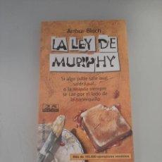 Libros de segunda mano: LA LEY DE MURPHY. Lote 249166355