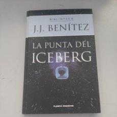 Libros de segunda mano: LA PUNTA DEL ICEBERG. Lote 249169195