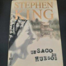 Libros de segunda mano: UN SACO DE HUESOS. Lote 249241980