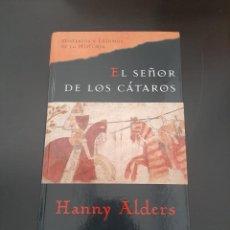 Libros de segunda mano: EL SEÑOR DE LOS CATAROS. Lote 249250990