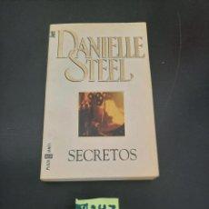 Libros de segunda mano: SECRETOS. Lote 249251865