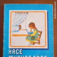 Livros em segunda mão: HACE MUCHOS AÑOS - EDITORIAL VEDRUNA -LIBRO DE LECTURA -ENVÍO CERTIF- 4,99. Lote 249255170