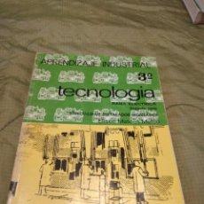 Libros de segunda mano: M-27 LIBRO APRENDIZAJE INDUSTRIAL 3 TECNOLOGIA RAMA ELECTRICA INSTALADOR MONTADOR EVEREST. Lote 249358870
