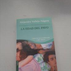 Libros de segunda mano: LA EDAD DEL PAVO. Lote 249414430