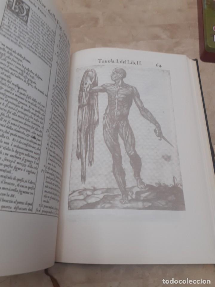 Libros de segunda mano: Libro Facsimil Valverd Anatomi - Foto 3 - 250274285