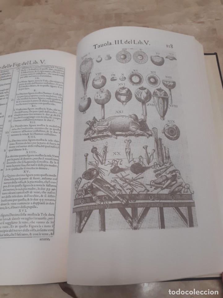 Libros de segunda mano: Libro Facsimil Valverd Anatomi - Foto 4 - 250274285