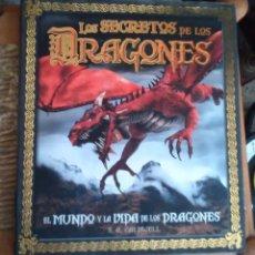 Libros de segunda mano: LOS SECRETOS DE LOS DRAGONES. S.A.CALDWELL LAROUSSE. Lote 251358405