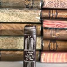 Libros de segunda mano: PÁGINAS DE MI VIDA - RAMÓN Y CAJAL - CRISOL N°8 - AGUILAR.. Lote 28084210