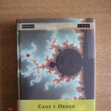 Libros de segunda mano: CAOS Y ORDEN - ANTONIO ESCOHOTADO - EDITORIAL ESPASA CALPE, 2000 - 4ª EDICIÓN. Lote 251627950