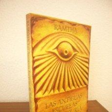 Libri di seconda mano: RAMTHA: LAS ANTIGUAS ESCUELAS DE SABIDURÍA (SIN LÍMITES, 1996) MUY RARO. Lote 251680505