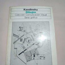 Libros de segunda mano: KANDINSKY DIBUJOS. Lote 251815500