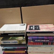 Livres d'occasion: LITERATURA....LOTE NUMERO 2......20 LIBROS DE VV.AA..... Lote 251855250