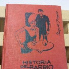 Libros de segunda mano: HISTORIA DEL BARRIO CHINO DE BARCELONA. AUGUSTO PAQUER. EDICIONES RODEGAR. Lote 252036500