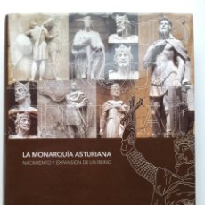 Libros de segunda mano: LA MONARQUIA ASTURIANA. NACIMIENTO Y EXPANSION DE UN REINO - JAVIER RODRIGUEZ MUÑOZ -LA NUEVA ESPAÑA. Lote 252038350