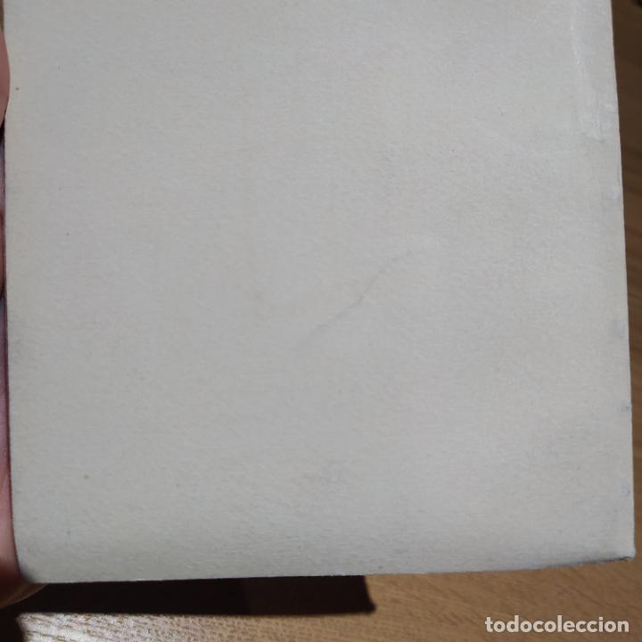 Libros de segunda mano: El Reportaje, Mario Benedetti. Dedicada por el autor. Editada por Marcha, Montevideo, 1958 - Foto 8 - 252056395