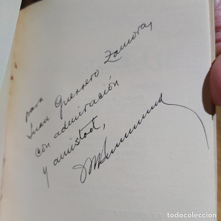 Libros de segunda mano: El Reportaje, Mario Benedetti. Dedicada por el autor. Editada por Marcha, Montevideo, 1958 - Foto 15 - 252056395