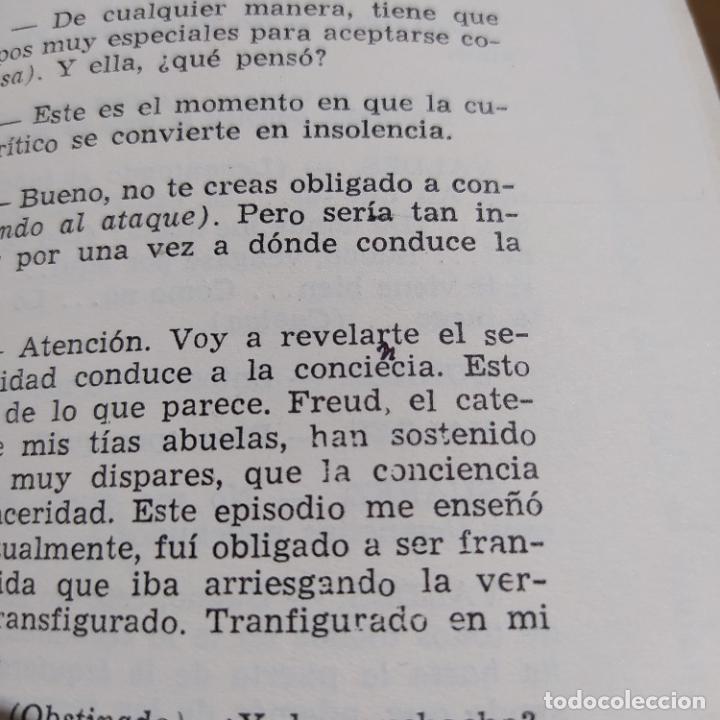 Libros de segunda mano: El Reportaje, Mario Benedetti. Dedicada por el autor. Editada por Marcha, Montevideo, 1958 - Foto 19 - 252056395