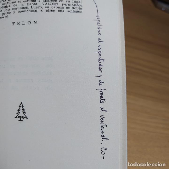 Libros de segunda mano: El Reportaje, Mario Benedetti. Dedicada por el autor. Editada por Marcha, Montevideo, 1958 - Foto 22 - 252056395