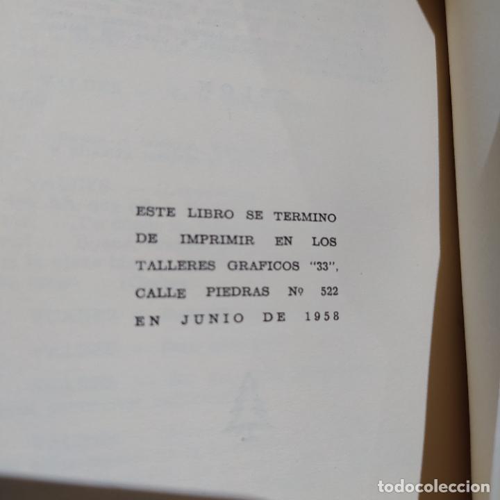 Libros de segunda mano: El Reportaje, Mario Benedetti. Dedicada por el autor. Editada por Marcha, Montevideo, 1958 - Foto 23 - 252056395