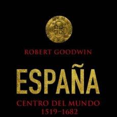 Libros de segunda mano: ESPAÑA CENTRO DEL MUNDO.ROBERT GODWIN.-. Lote 252084620