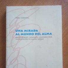 Libros de segunda mano: UNA MIRADA AL MUNDO DEL ALMA / YANG TIANYING / KARMA / TIAN GONG / FENG SHUI. Lote 252260835