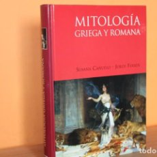 Livres d'occasion: MITOLOGIA GRIEGA Y ROMANA / SUSANA CAÑUELO. Lote 252345905