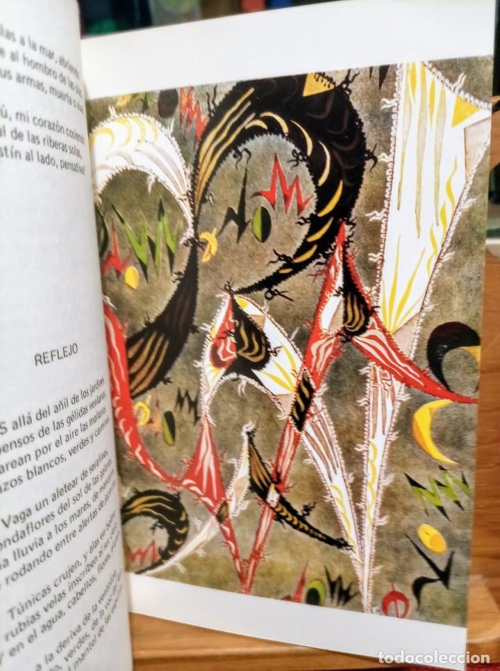 Libros de segunda mano: APROXIMACIÓN A RAFAEL ALBERTI Y MARÍA TERESA LEÓN - DIBUJO A COLOR Y DEDICATORIA DE ALBERTI - Foto 8 - 252352805
