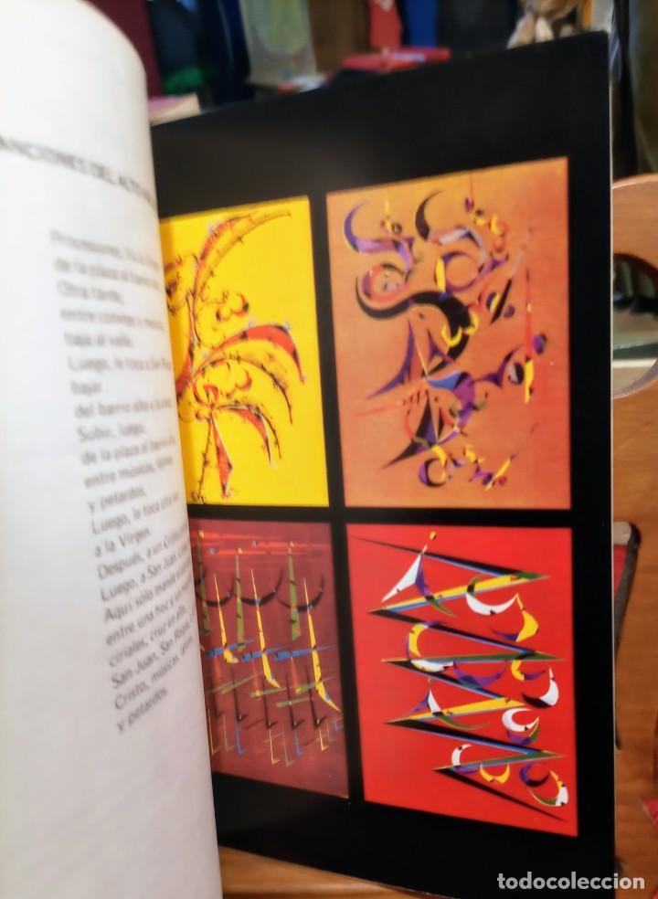 Libros de segunda mano: APROXIMACIÓN A RAFAEL ALBERTI Y MARÍA TERESA LEÓN - DIBUJO A COLOR Y DEDICATORIA DE ALBERTI - Foto 10 - 252352805