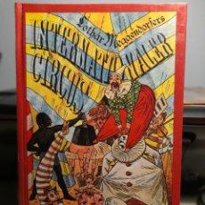 Libros de segunda mano: MARAVILLOSO LIBRO DE CIRCO, PAGINAS CON VENTANAS DESPLEGABLES ( LOTHAR INTERNATIONALER CIRCUS). Lote 252438270