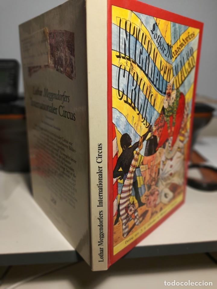 Libros de segunda mano: MARAVILLOSO LIBRO de CIRCO, PAGINAS CON VENTANAS DESPLEGABLES ( LOTHAR INTERNATIONALER CIRCUS) - Foto 2 - 252438270
