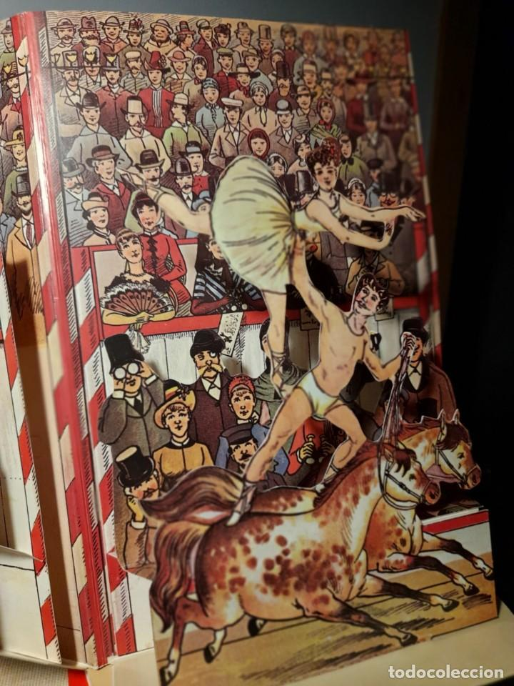Libros de segunda mano: MARAVILLOSO LIBRO de CIRCO, PAGINAS CON VENTANAS DESPLEGABLES ( LOTHAR INTERNATIONALER CIRCUS) - Foto 8 - 252438270
