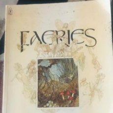 Libros de segunda mano: LIBRO FARIES (FANTASÍA). Lote 252445165