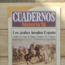 Libros de segunda mano: CUADERNOS DE LA HISTORIA 16 NUM 249. Lote 252515195
