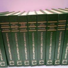 Libros de segunda mano: ENCICLOPEDIA DELS INFANTS. COMPLETA. 10 TOMOS.. Lote 252964875