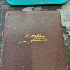 Libros de segunda mano: TOMO I OBRAS COMPLETAS V. BLANCO IBAÑEZ. Lote 252969865