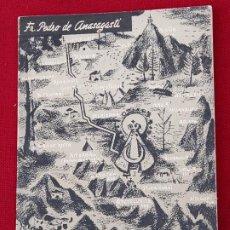 Libros de segunda mano: ARANZAZU - PAISAJE - HISTORIA - TRADICION.. Lote 253260895